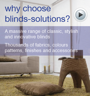 Why Choose Blinds Solutions